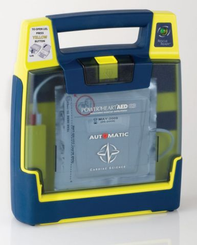 PowerHeart AED G3 Plus (Automatic) - Click Image to Close