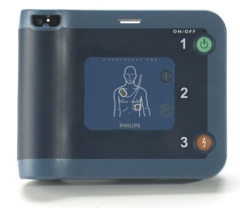 Philips HeartStart FRx - Click Image to Close