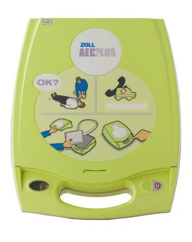Zoll AED Plus - Click Image to Close