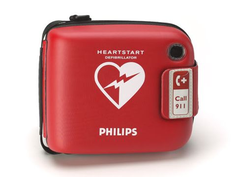 HeartStart FRx Carry Case - Click Image to Close