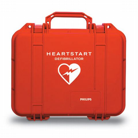 HeartStart Hard-shell Weatherproof Carry Case - Click Image to Close