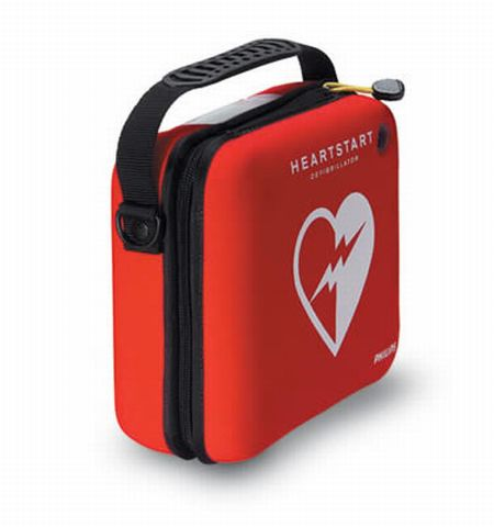 HeartStart Onsite Slim Carry Case - Click Image to Close