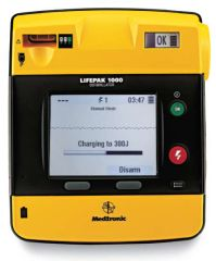 LifePak 1000 - Graphic Display