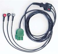 3-Wire ECG Monitoring Cable